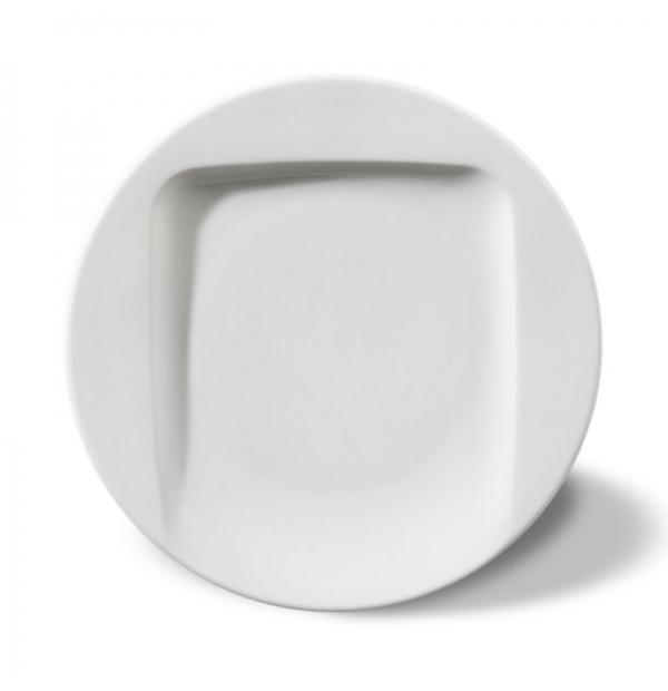 Assiette plate Ø200