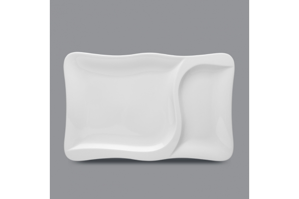 Assiette plate rectangulaire  sc 1 st  Import CHR : oblong dinner plates white - pezcame.com