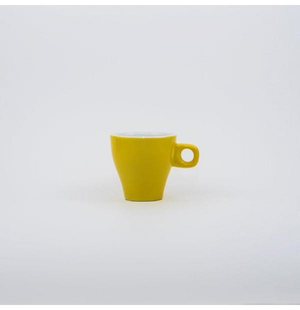Tasse à Café couleur jaune