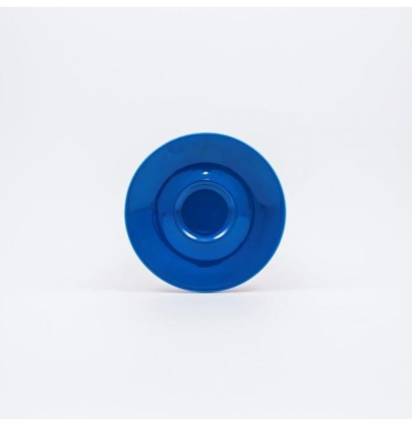 Sous tasse à Café couleur bleu