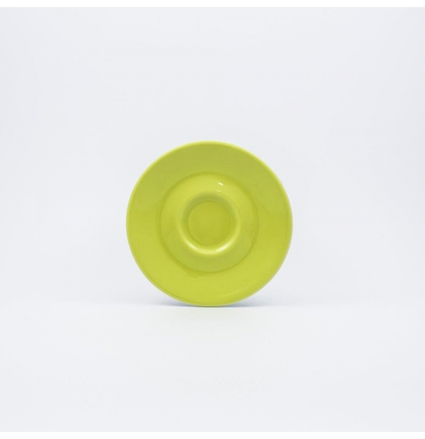 Sous tasse à Café couleur vert