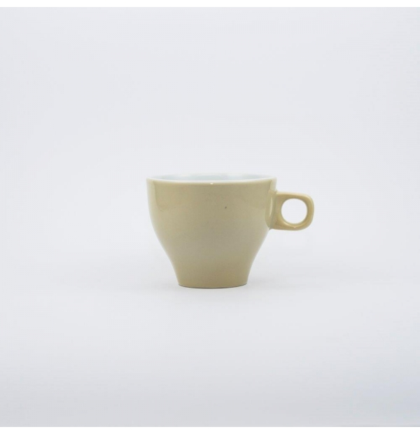 Tasse à Chocolat couleur beige