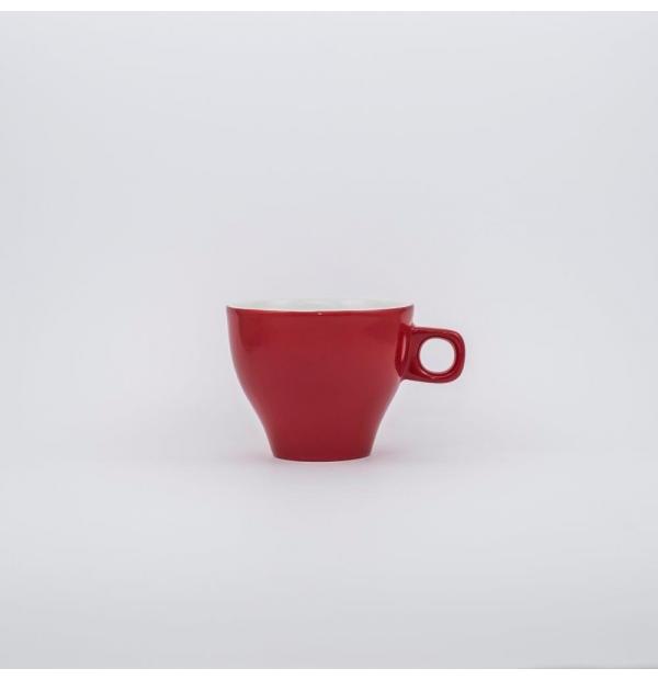 Tasse à Chocolat couleur rouge